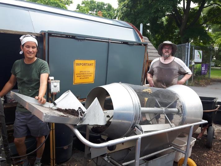 compost zéro déchets